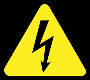 Elektrischer Heizstrahler Gefahr